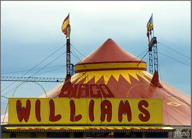 Infocirco el circo williams debuta en marratx es - Carpas alcampo ...