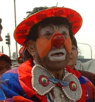Resultado de imagen para EL PAYASO ZAPATIN
